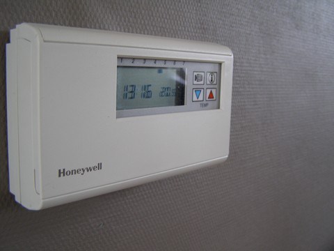 Thermostat de régulation: